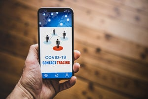 The UK's contact tracing app:  too little, too late?