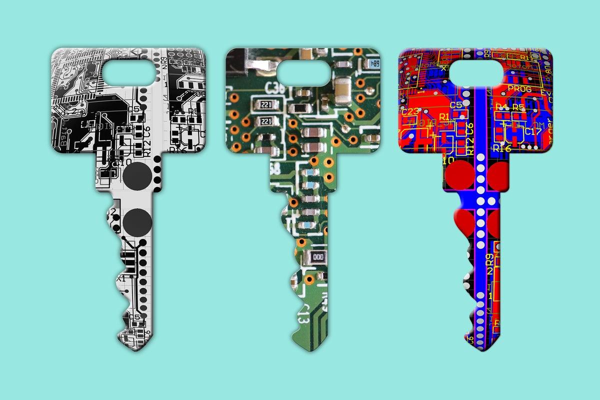 data keys encryption password by gerd altmann cc0 via pixabay