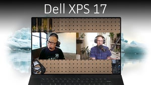 Dell XPS 17 video
