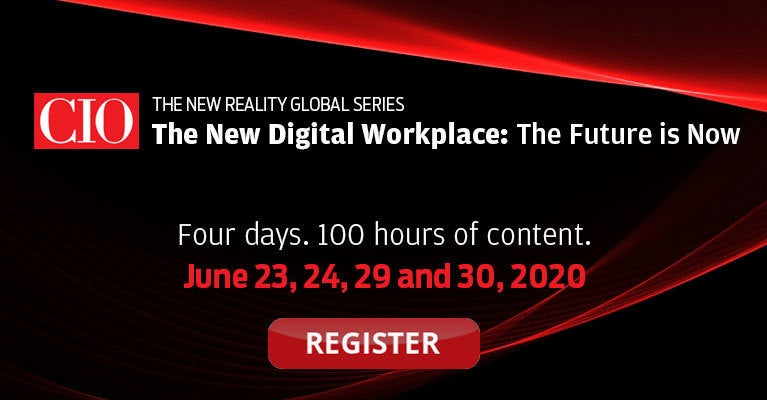 Virtual Event — The New Digital Workplace
