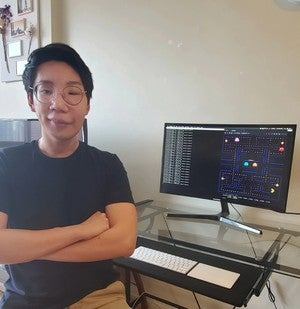 embargoed nvidia gamegan researcher seung wook kim
