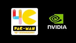 embargoed pac man nvidia logos