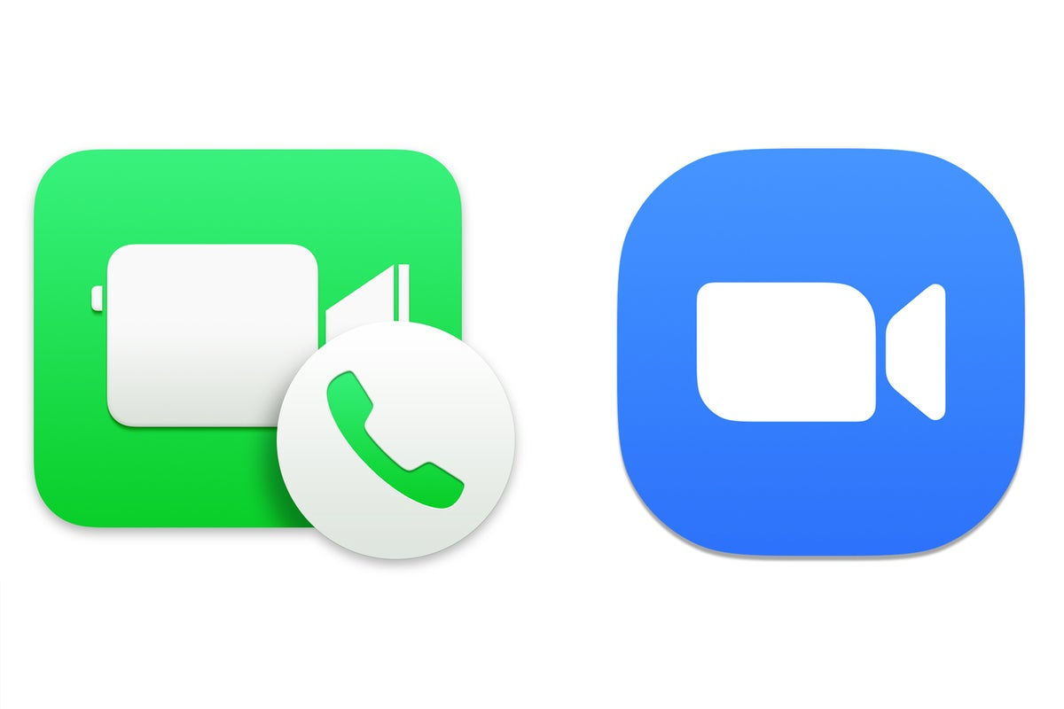 facetime zoom mac icons