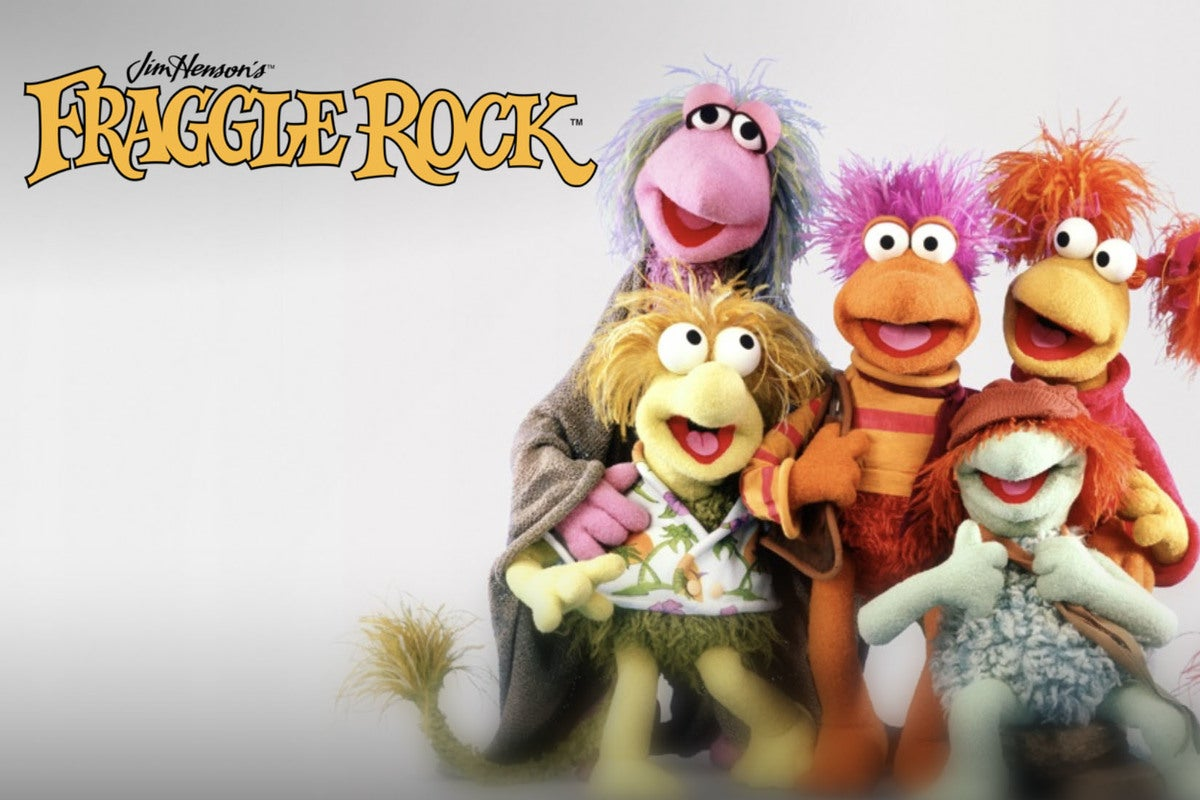 fraggle rock appletv