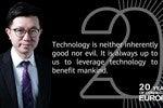 Vertrouw op technologie die de mensheid ten goede komt