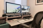 How to set up a WFH 'office' for the long term