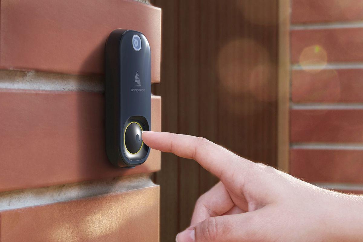 Kangaroo Doorbell Camera review: This super-cheap front-door security  solution fails to impress   TechHive