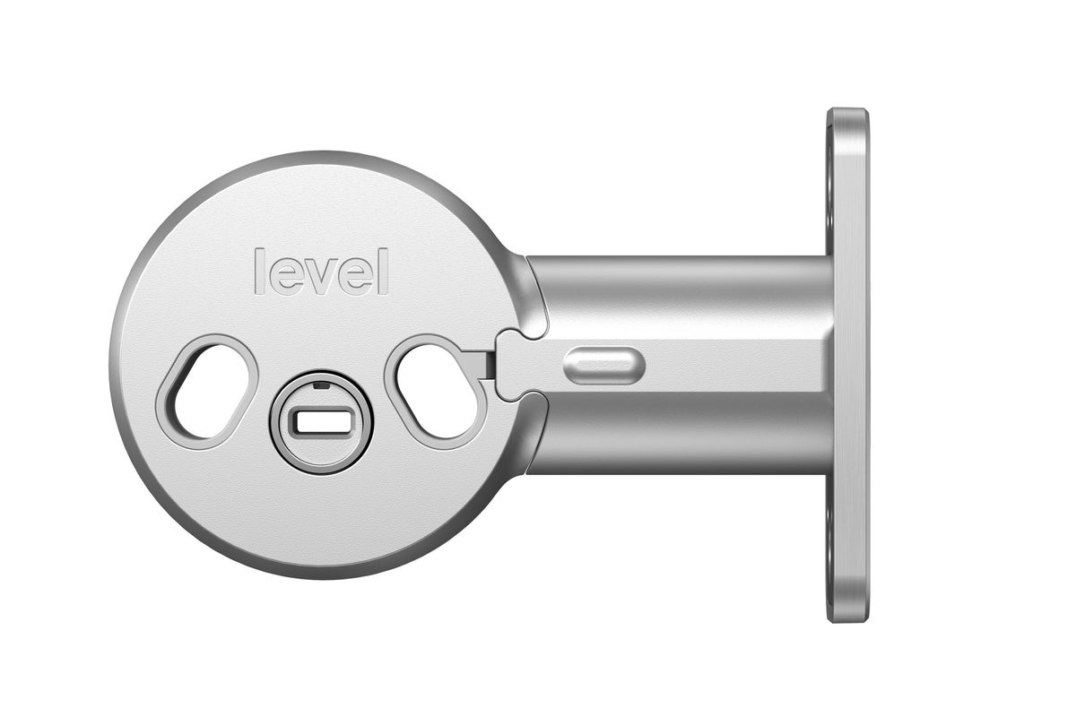 level lock side view