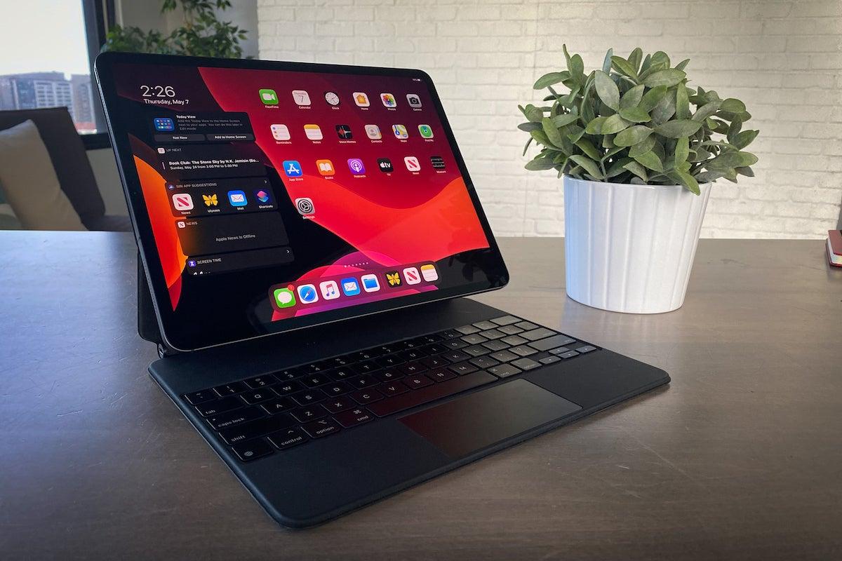 Apple Magic Keyboard for iPad Pro review | Macworld