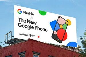 pixel 4a billboard 1