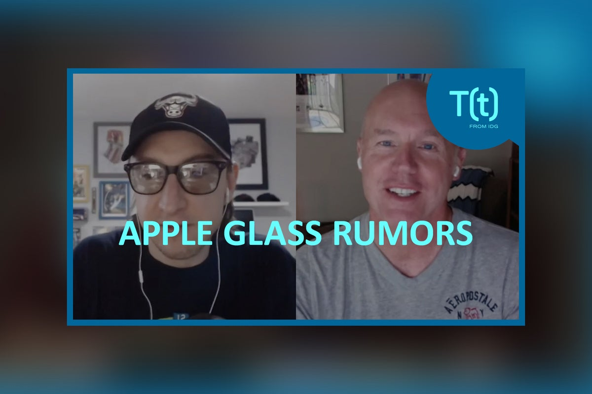 Apple Glass: Apple's rumored AR glasses