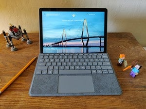 Microsoft Surface Go 2 primary