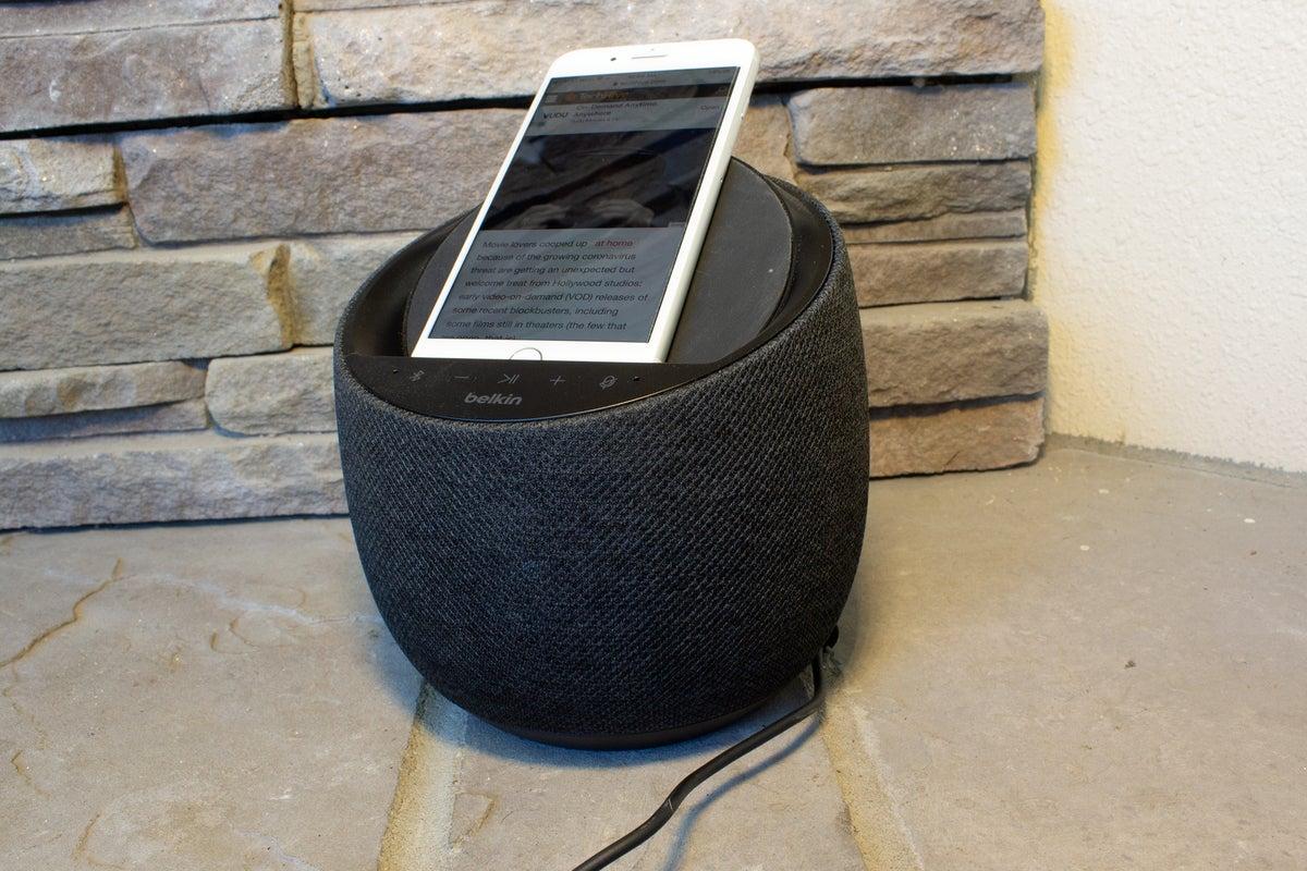 speaker Belkin SoundForm Elite