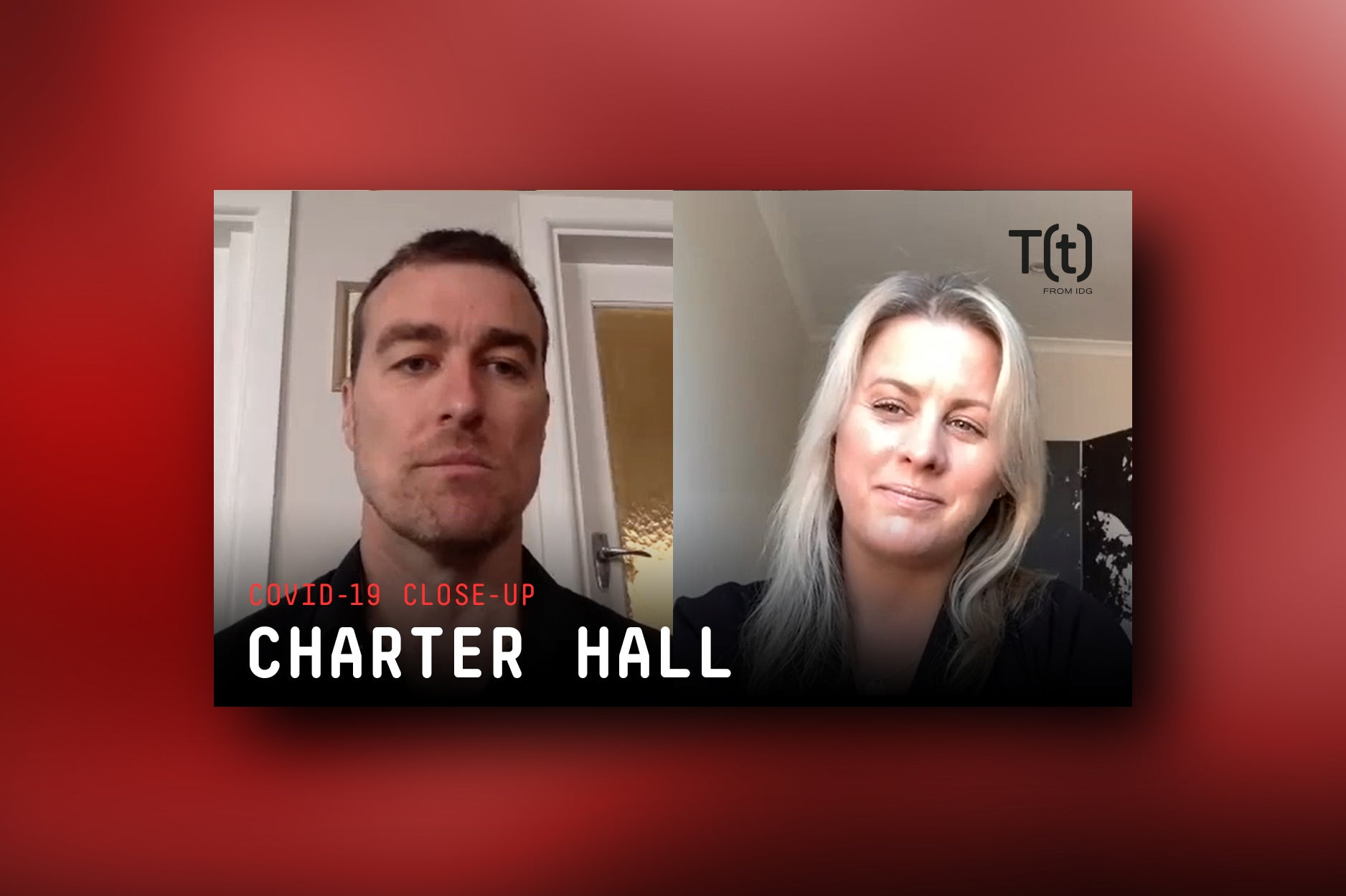 Covid19 Series: Interview with Charter Hall