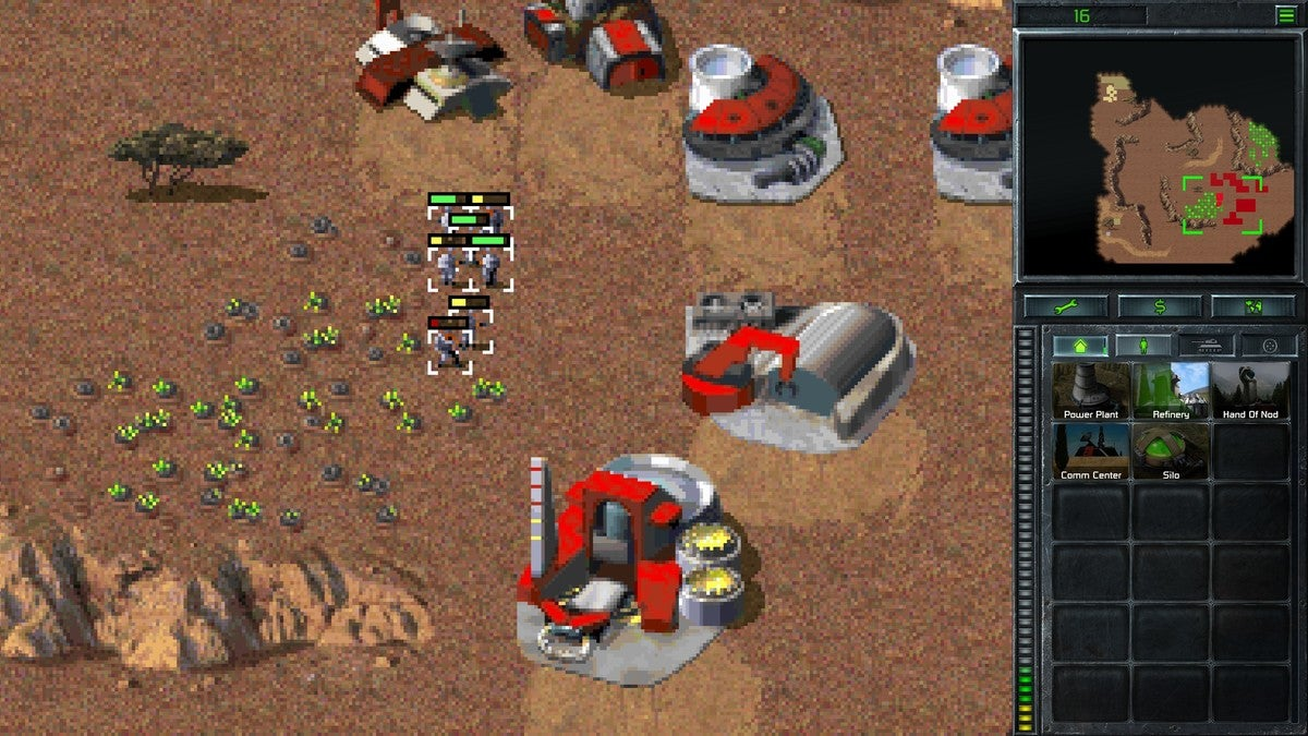 Command & Conquer: Remastered
