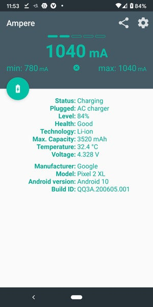 accell power dot charging pixel 2 xl