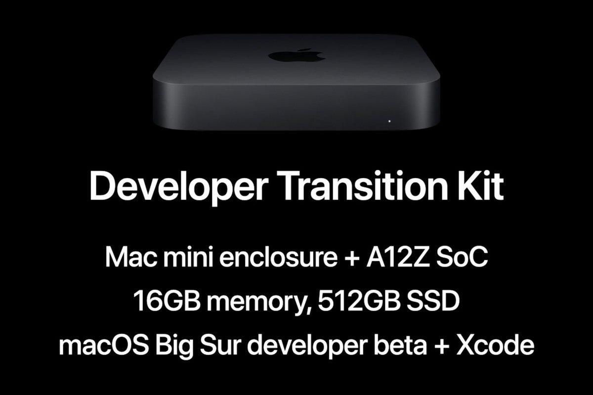 apple arm dev kit