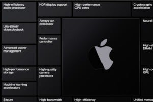 apple arm processor features