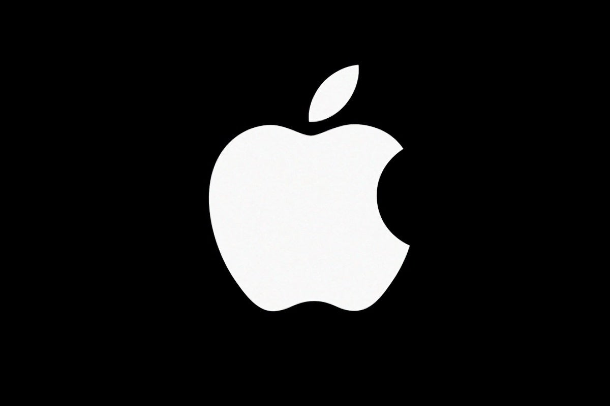 apple logo black white 100850170 large.'