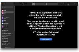 apple music blm desktop