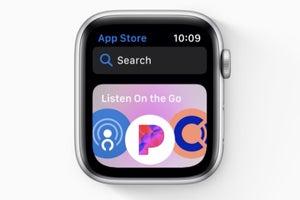 apple watch app store watchos6
