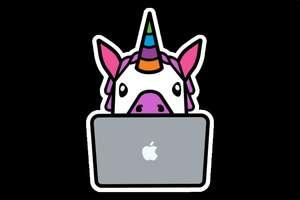apple wwdc20 unicorn