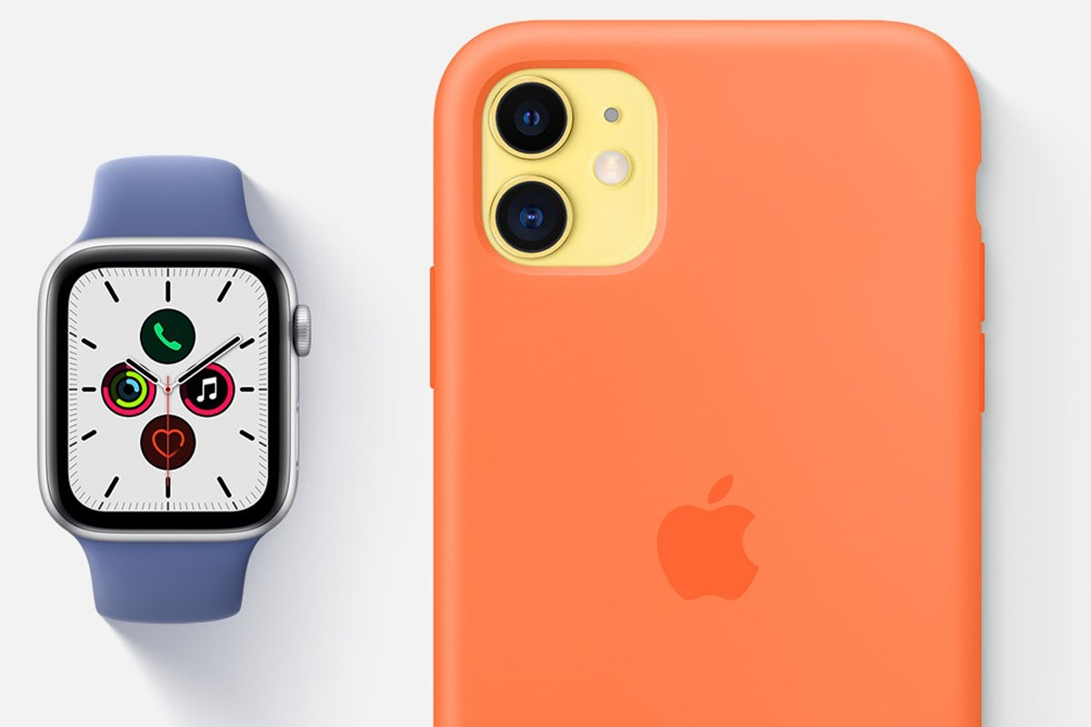 Summer-season Apple Watch Sport Bands and iPhone silicone cases now available from Apple | Macworld