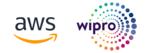 aws wipro logo lockup