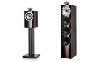 bowers wilkins 702 and 705 signature