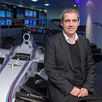 Graeme Hackland, CIO at Williams F1