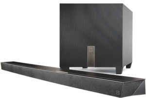 Definitive Technology Studio Slim 3.1 Soundbar System