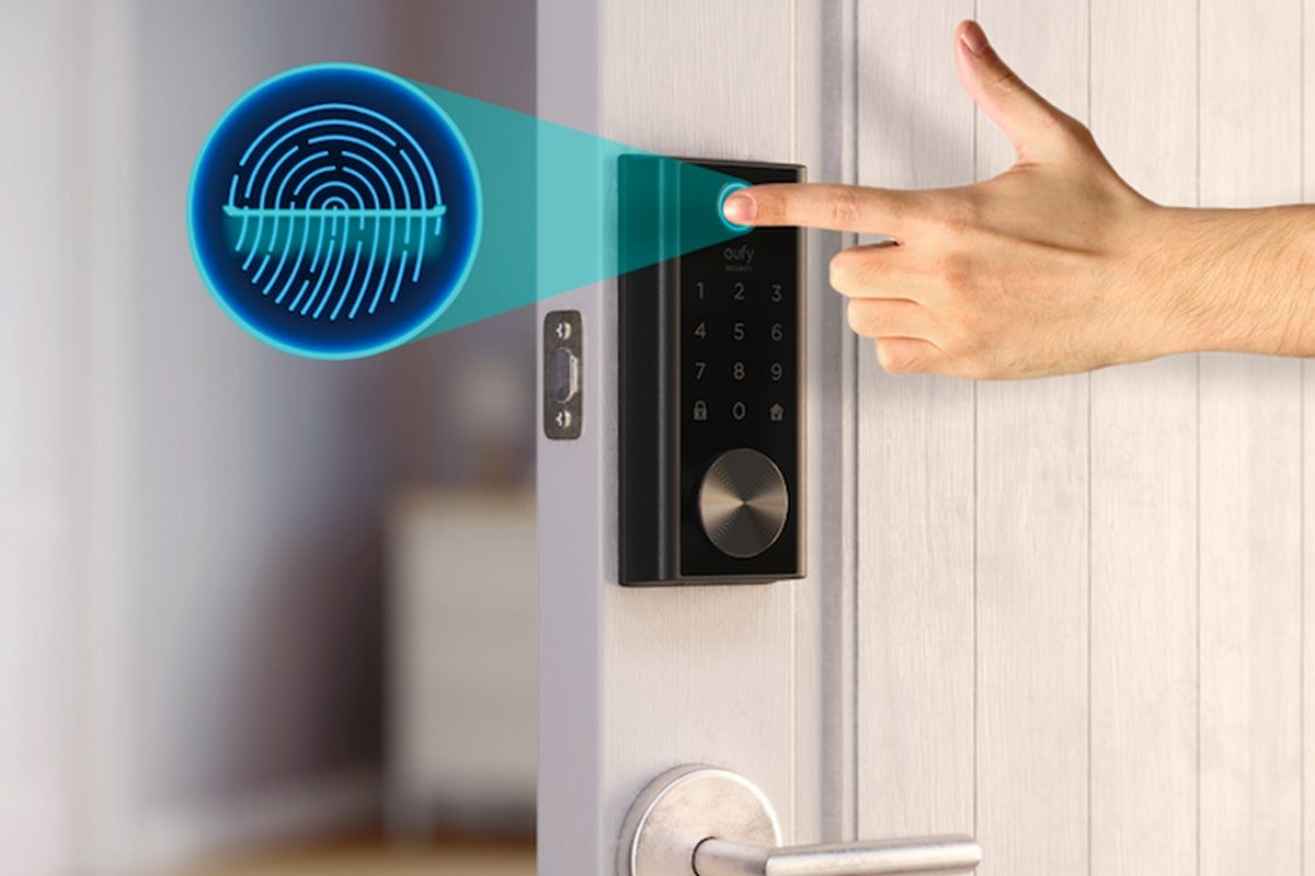 Eufy Security Smart Lock Touch review: Eufy's first smart lock is a little  too rough around the edges | TechHive