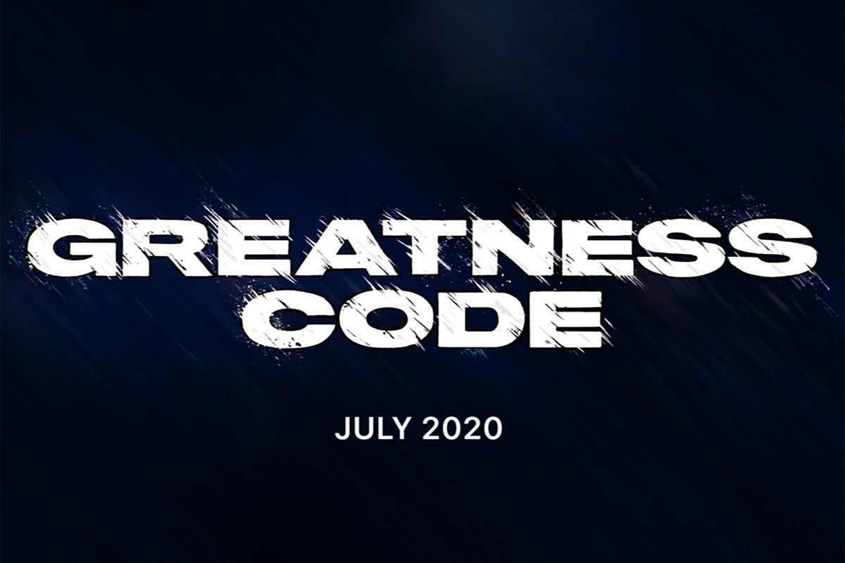 greatness code appletv