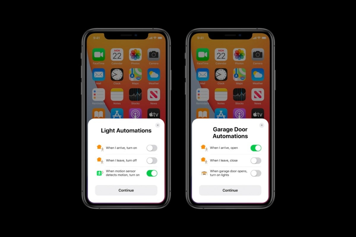 homekit suggested automations