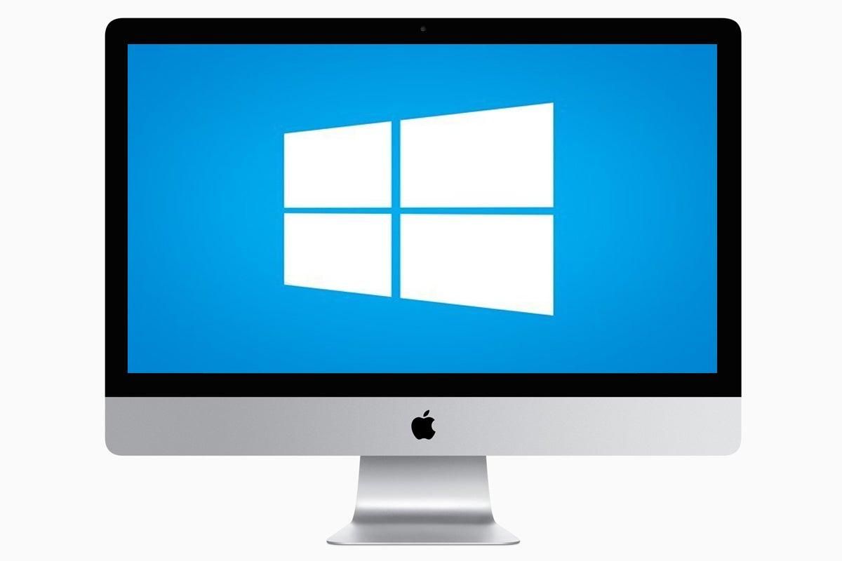 imac windows 10 logo