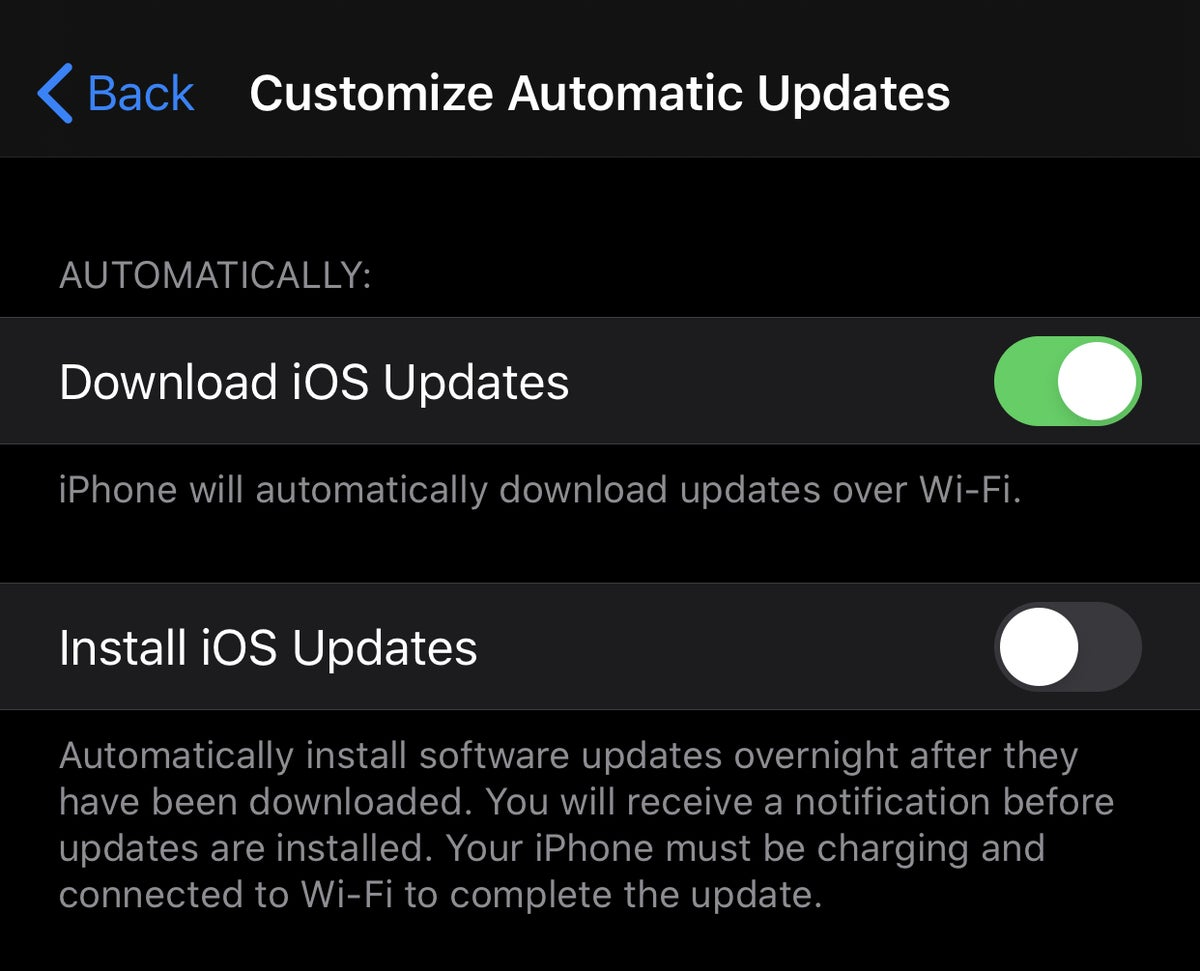 ios 13 6 updates