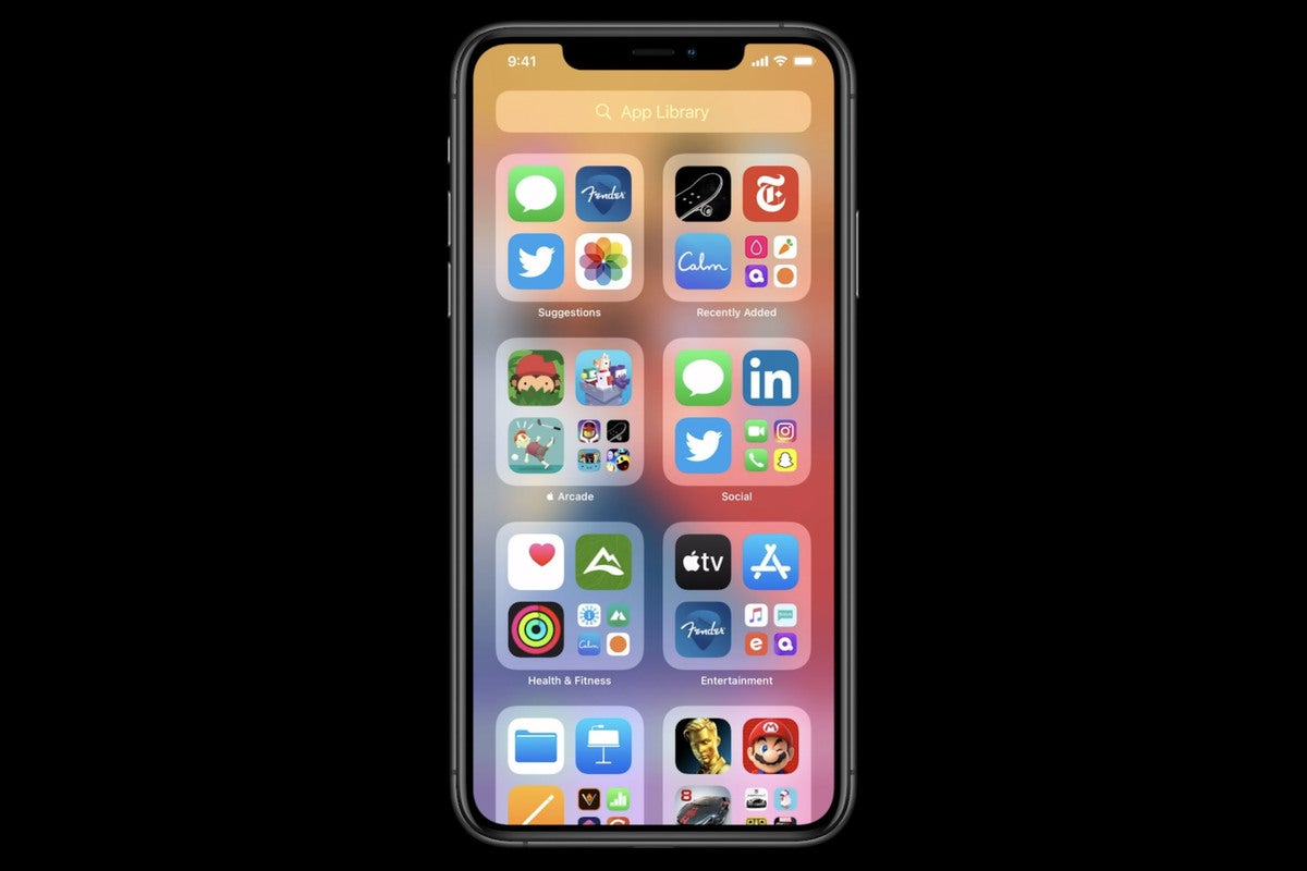 Ios 14 Features Release Date Supported Devices And More Macworld