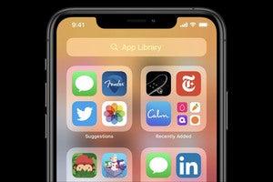 ios14 app library02