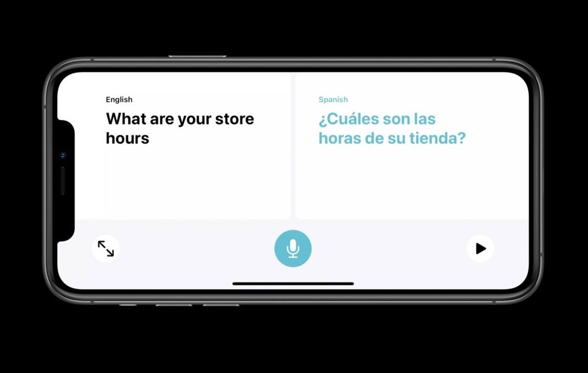 ios14 translate app