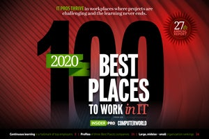 Best Places to Work in IT 2020