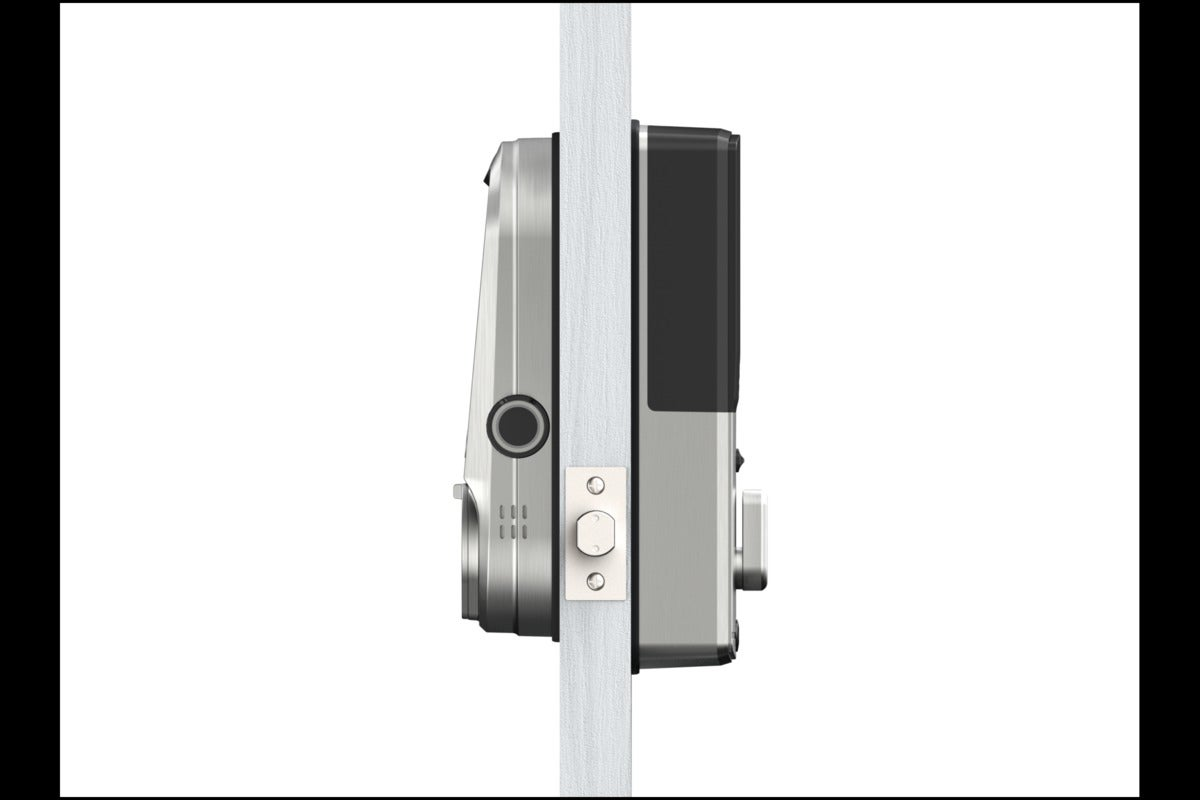lockly vision installed
