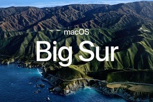 mac os big sur