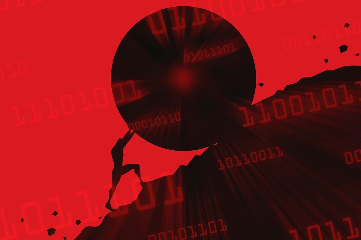 Data science needs drudges