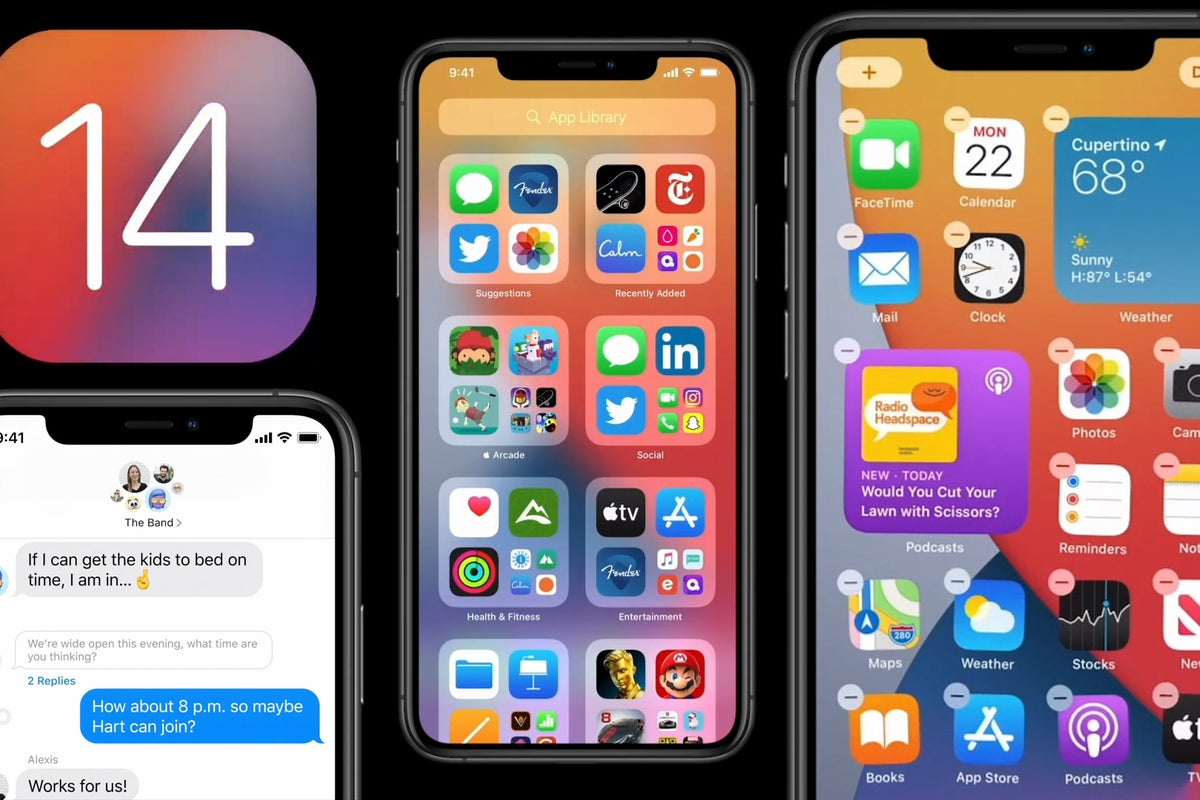 5 things we love—and 5 things we hate—about the biggest iOS 14 features