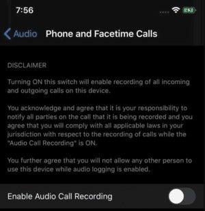 phonecalls gizchina