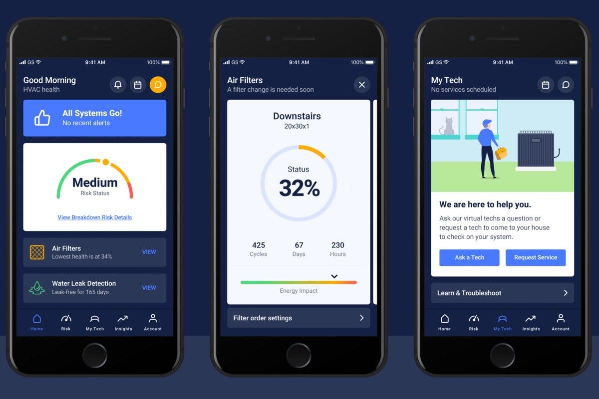 smartac app messages