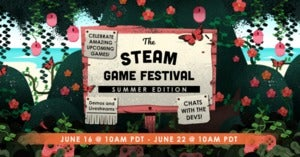 Steam Summer Game Festival