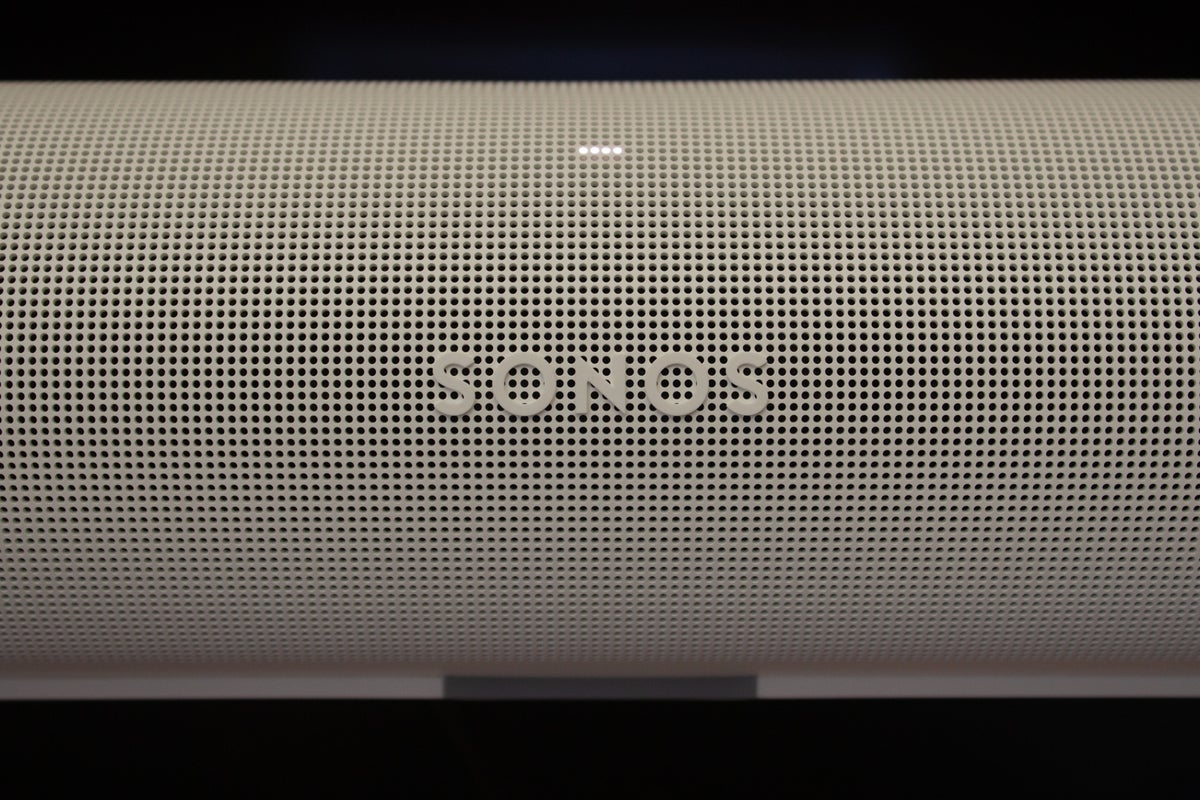 the lone led on the sonos arc