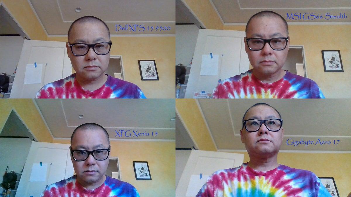 webcams xps 15 gs66 xenia 15 aero 17