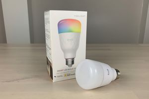 yeelight smart led bulb 1s color
